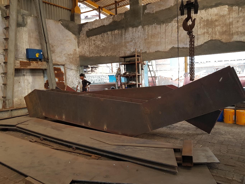 metal Fabrication And Erection