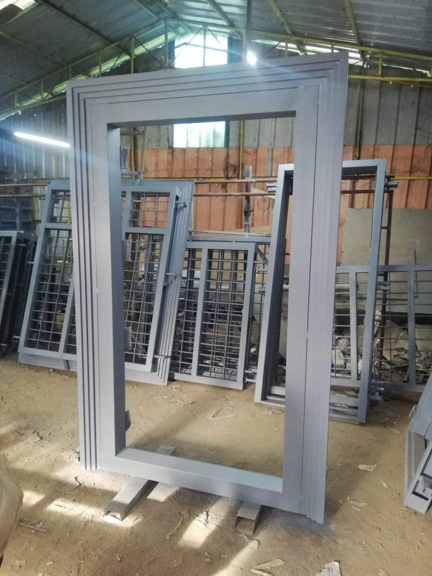 Steel windows and Doora frames