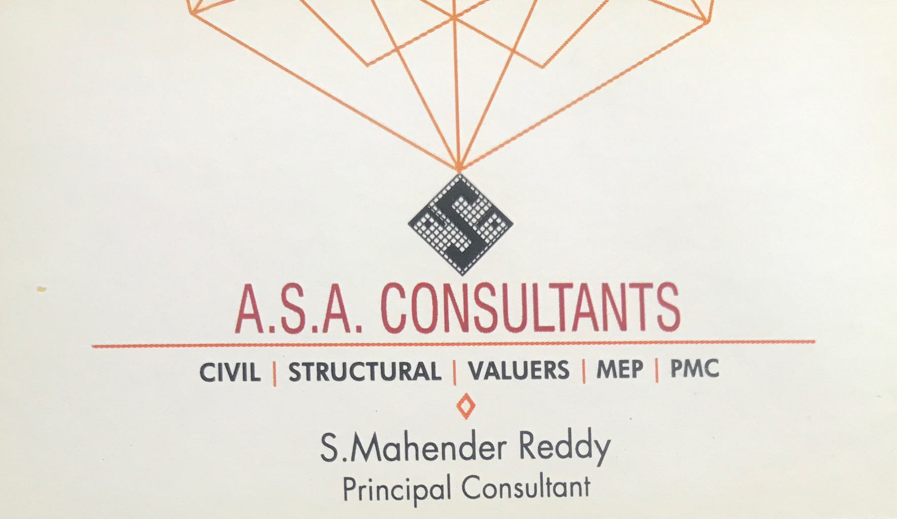 A.S.A. Consultants