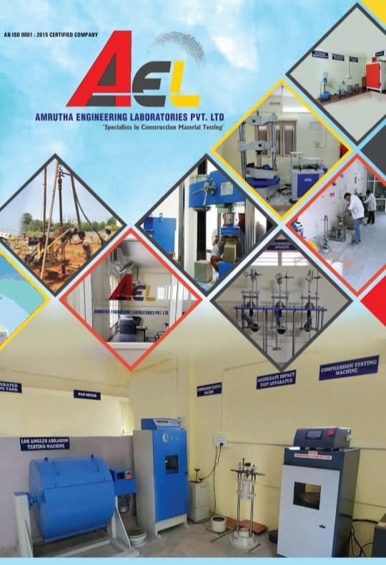 AMRUTHA ENGINEERING LABORATORIES PVT LTD