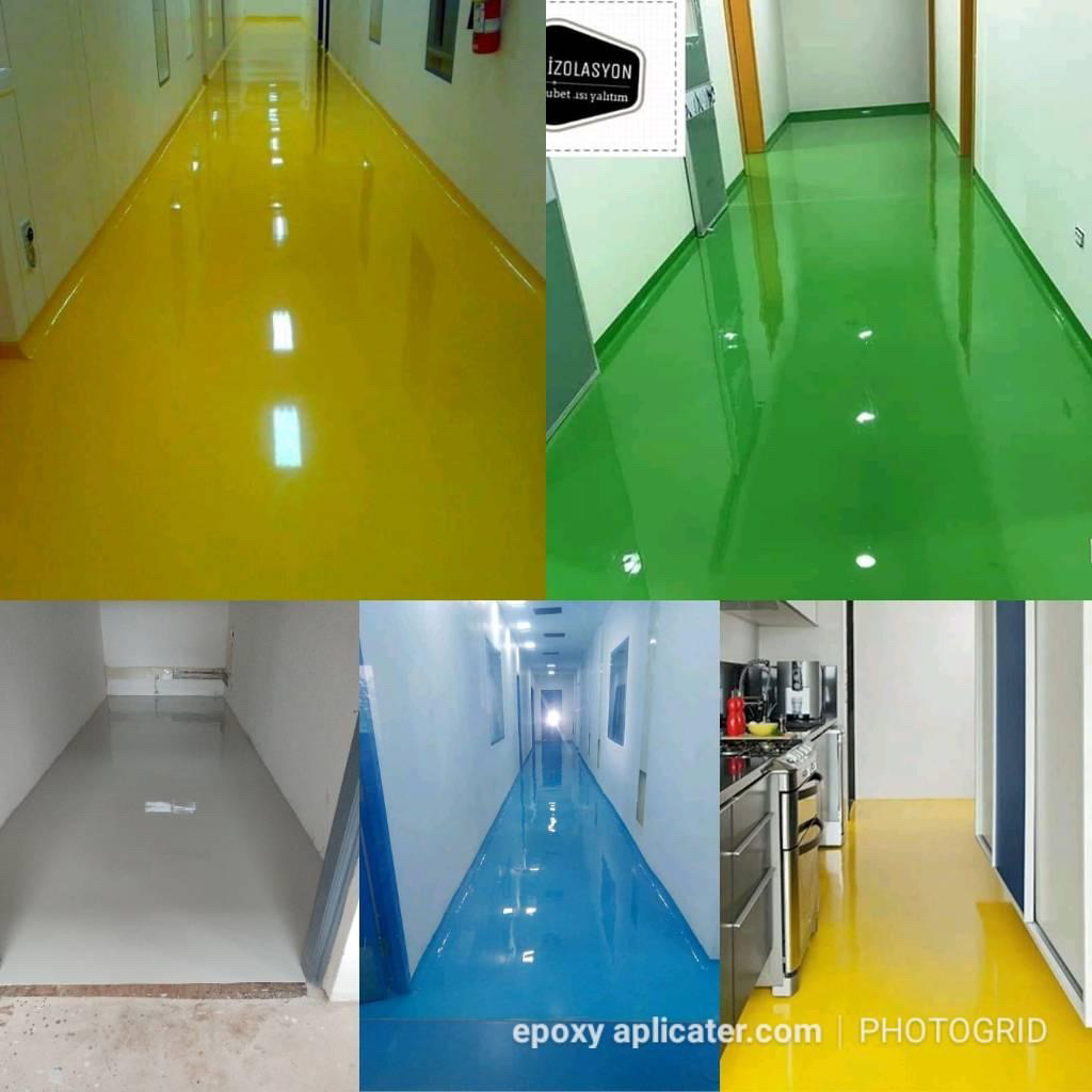 Waterproofing & Epoxy Floorings