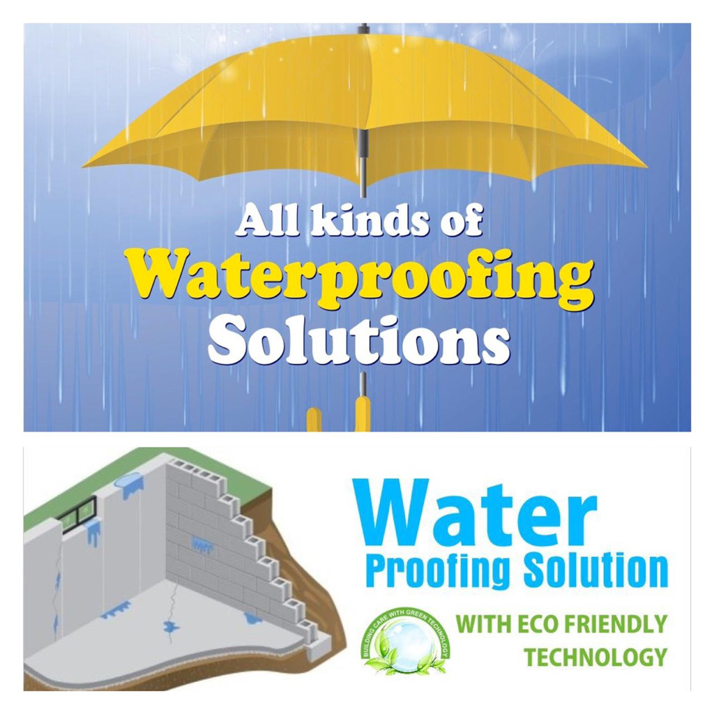 WATERPROOFING & CONSTRUCTION