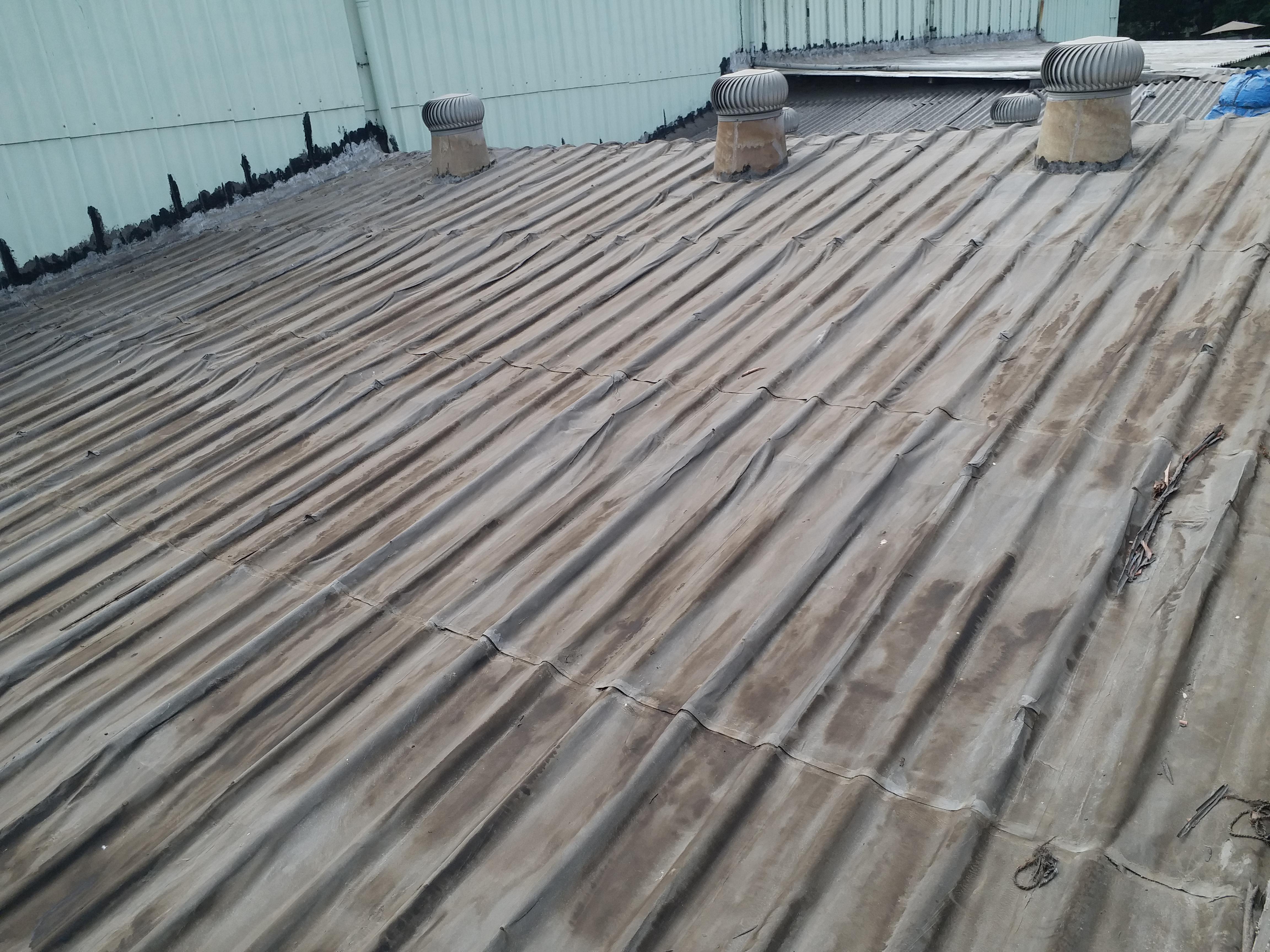 Industrial Roof Waterproofing